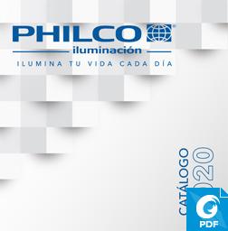 CATALOGO PHILCO ILUMINACION 2020